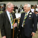Presidential handover at the Great Yorkshire Show 2017