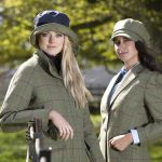 Great Yorkshire Tweed for Ladies at the Show