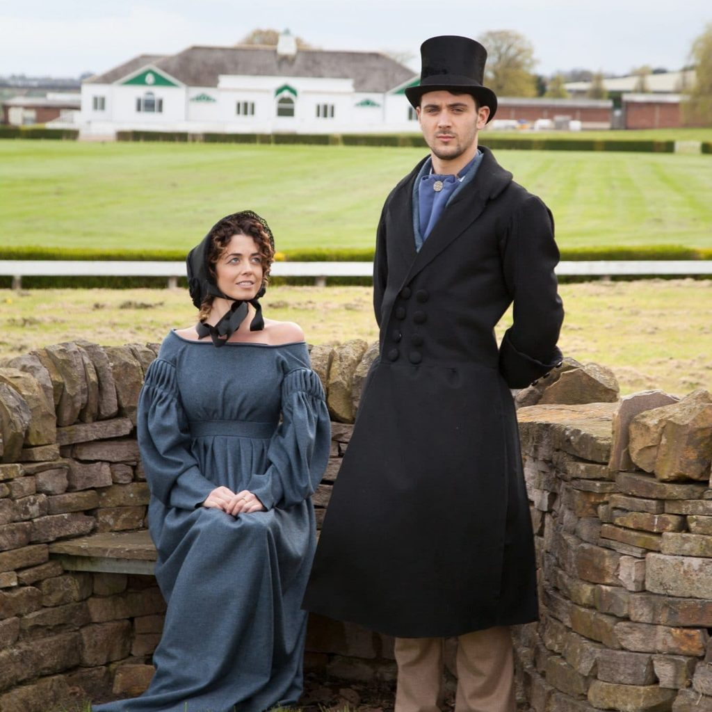 Fashion at the Great Yorkshire Show Turning Back the Clock
