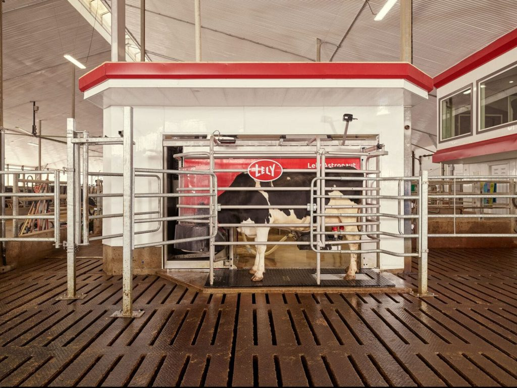 Lely Astronaut 5 due to feature at Great Yorkshire Show 2018