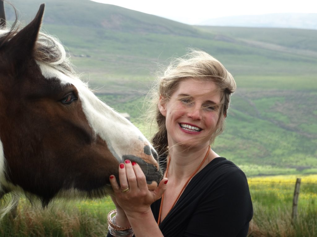 The Yorkshire Shepherdess, Amanda Owen