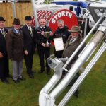 2017 Agricultural Trade Stand Award at the Great Yorkshire Show