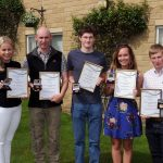 2017 Best Ag Student Awards at the Great Yorkshire Show
