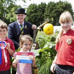 2017 Veg Box Winners at the Great Yorkshire Show