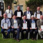 2017 Long Service Awards at the Great Yorkshire Show