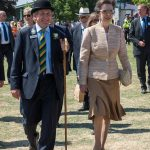 GYS18 HRH The Princess Royal visits the 160th Great Yorkshire Show.