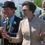 HRH The Princess Royal at the 2018 Great Yorkshire Show