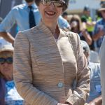 2018 HRH The Princess Royal at the 160th Great Yorkshire Show