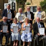 2018 Stewards awards at the Great Yorkshire Show