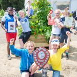 2018 Veg Box Winners at the Great Yorkshire Show