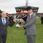 2018 Best Soldier Award at Great Yorkshire Show