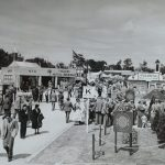NFU stand at the Great Yorkshire Show 1954