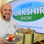 2017 Chef Dan Graham from The Talbot Hotel Malton Great Yorkshire Show