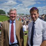 Peter Wright & Julian Norton from The Yorkshire Vet TV series