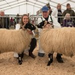 Sheep exhibitors at Countryside Live 2019